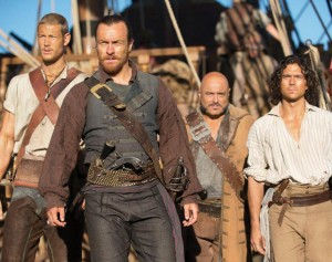 Black Sails has been given a fourth season before its third has started airing