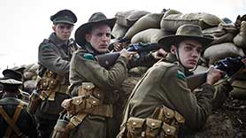 Gallipoli has been called 'must-see TV', but this wasn't reflected in viewing figures