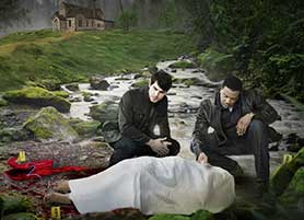 Grimm has been given a sixth season