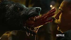 Hemlock Grove trails in the IMDb ratings and has earned few critical plaudits