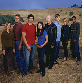 DeKnight spent a stint working on Superman prequel series Smallville