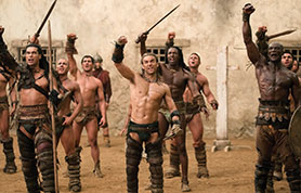 Spartacus: Gods of the Arena, 'a 39-episode experiment'