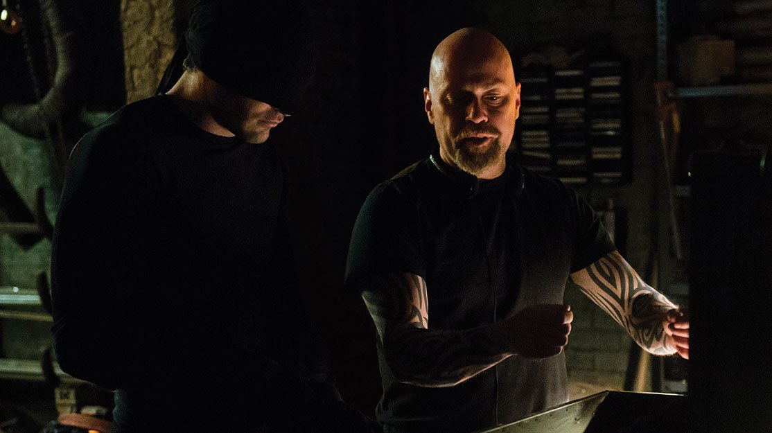 Speak of the devil: Showrunner Steven DeKnight on making Daredevil