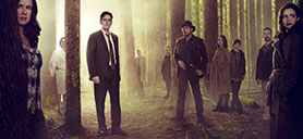 M. Night Shyamalan's Wayward Pines, which Canal+ has acquired from Fox International Channels