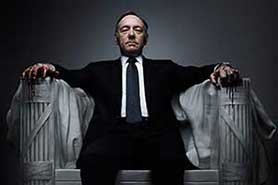Netflix has just greenlit a fourth season of House of Cards, suggesting a bona fide hit