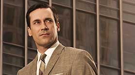Mad Men comes to an end later this month