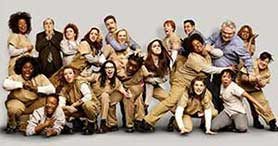 Orange is the New Black can be assumed to be doing a good job due to its renewal