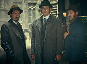 Fourth and fifth seasons of Ripper Street have been greenlit