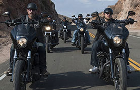 Sutter's Sons of Anarchy ended last December