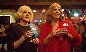Transparent was helped by its Golden Globe success