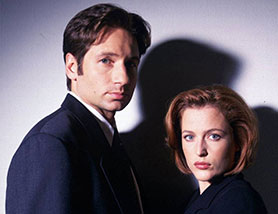 The X-Files' return is expected to spark a bidding war