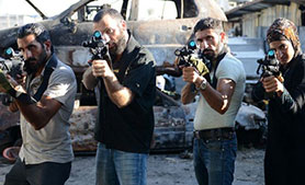 Fauda – 'so popular that its actors can't walk down the street'