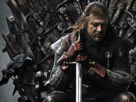 Sean Bean in HBO mega-hit Game of Thrones