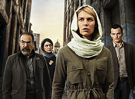 Homeland is the US version of Keshet's Hatufim