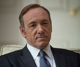 The first season of House of Cards was 'like the Wild West'