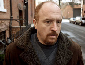 Louis CK has twice won Emmys for his show Louie