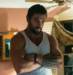 The Red Road starred Jason Momoa (Game of Thrones) but has now been cancelled