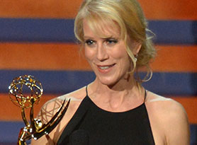 Moira Walley-Beckett won an Emmy last year for the thrilling Breaking Bad episode Ozymandias