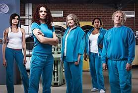 Foxtel's prison drama Wentworth