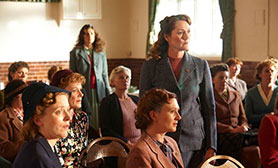 ITV has renewed WW2 drama Home Fires for a further six episodes