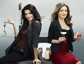 Rizzoli & Isles has been a top-five basic cable show for the last five years