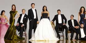 Scandal is among the shows Pete Nowalk has worked on for ShondaLand