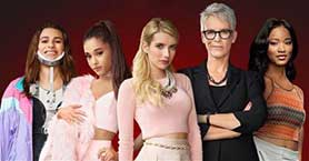 Scream Queens, from Glee co-creators Ryan Murphy, Brad Falchuk and Ian Brennan