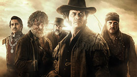 Texas Rising's premiere pulled in five million viewers