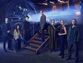 Syfy's presence at the event includes movie spin-off 12 Monkeys