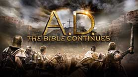 Could AD: The Bible Continues continue life on a new SVoD platform?