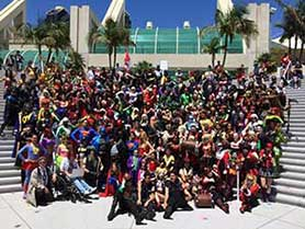 Comic-Con-fans. Credit-@DCComics
