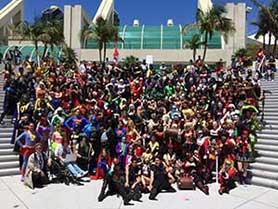 Comic-Con-fans. Credit-@DCComics