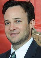 Writer and actor Danny Strong co-created Empire