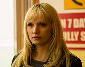 Emily Berrington as a 'Synth' in Humans