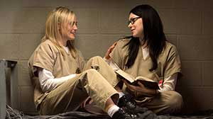 Orange is the New Black 'boasts more LGBT regular and recurring characters than any other scripted programme'