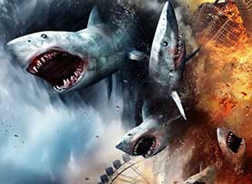 The Sharknado franchise has proved a massive hit for Syfy