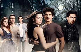 Teen Wolf is among numerous shows MTV is highlighting at Comic-Con