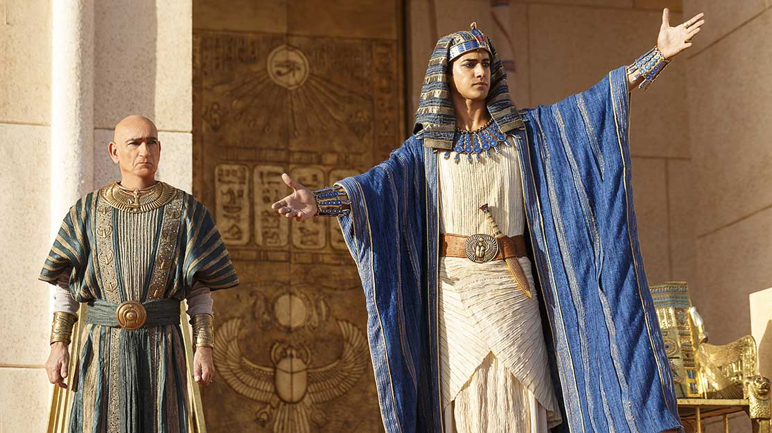 Tut-Tut: Two Tutankhamun tales take to TV