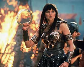 Xena: Warrior Princess star Lucy Lawless has quashed speculation of a reboot