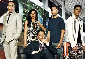 Empire delivered the best first-season result of any new series on the 'big four' networks in 10 years