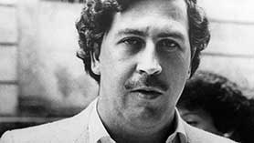Infamous drug lord Pablo Escobar, the focus of forthcoming Netflix show Narcos