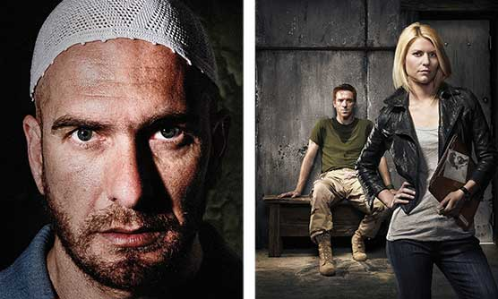 Prisoners of War (left) and its US adaptation Homeland, exemplifying the benefits of drama formats