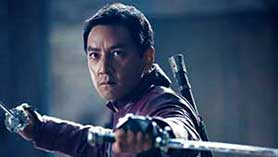AMC martial arts drama Into the Badlands attracted interest at Comic-Con
