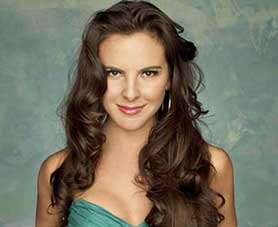 Kate del Castillo will star in Ingobernable