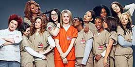 Netflix's Orange is the New Black is in the running for a drama Emmy
