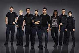 Channel 5 in the UK has picked up seasons one and two of Rookie Blue