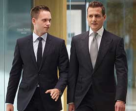 Suits has been handed a sixth run