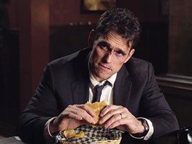 Matt Dillon in Wayward Pines. Will the show come back for a second run?
