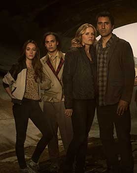Fear the Walking Dead will air on AMC UK