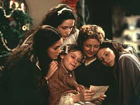 The 1994 movie version of Little Women